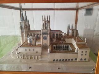 Maqueta catedral de Burgos