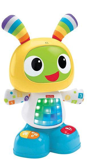 Robot Robi Fisher Price juguete interactivo