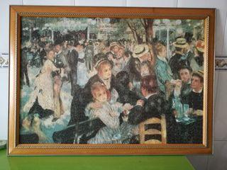 Puzzle enmarcado 1500 piezas