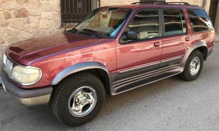 Ford Explorer 4.0L