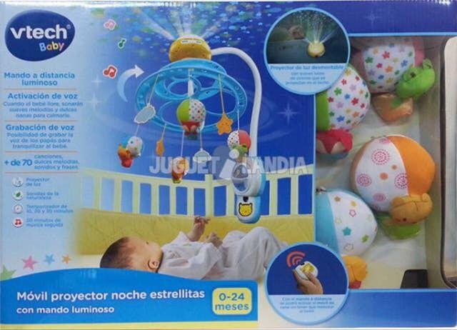Móvil Proyector Bebé