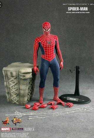 Hot Toys Spiderman 3 (leer descripción)