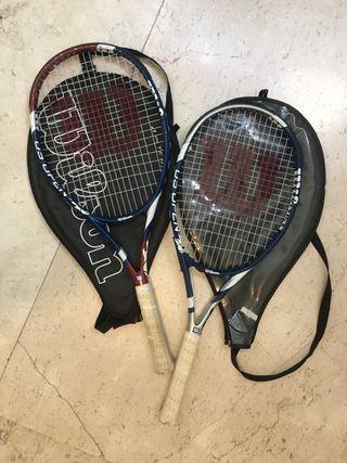 Tenis Raquetas Tennis.