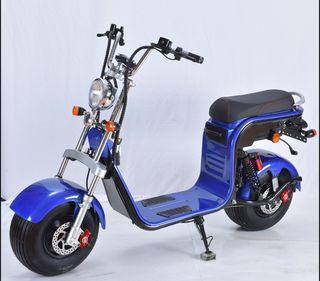 scooter electrico matriculable citycoco