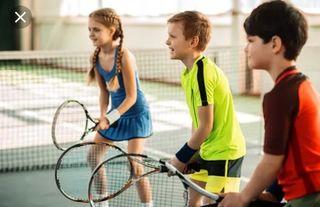 Raquetas para niños
