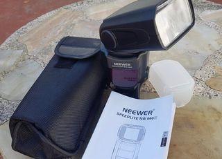 Flash Neewer NW660III (Canon)