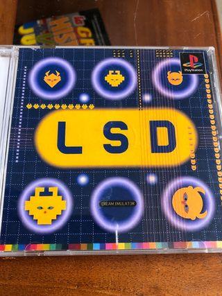 LSD psx ps1