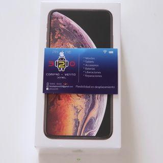 Apple iPhone XS Max 64Gb Oro PRECINTADO FACTURA
