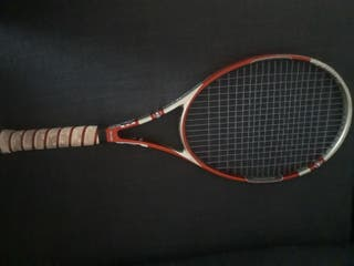 Raqueta Tenis Dunlop Hundred