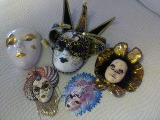 mascaras venecianas .