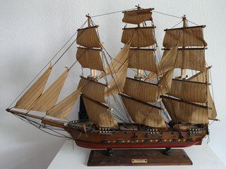 Barcos maqueta