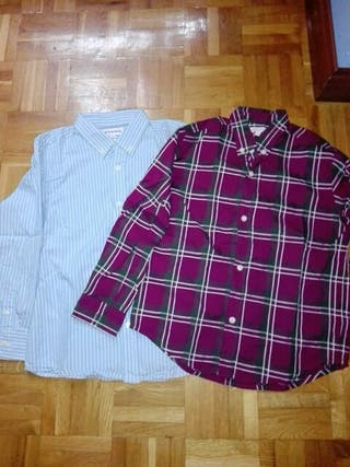 2 camisas gocco y neck & neck