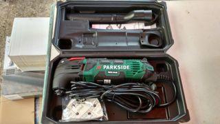 Parkside herramienta multifuncional electrica