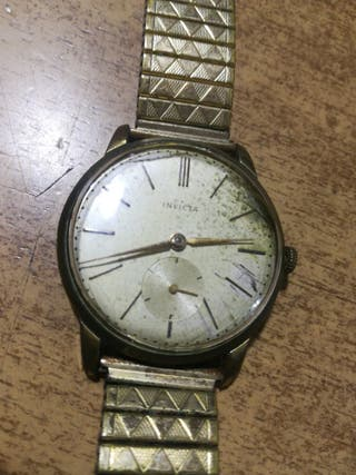 Reloj invicta vintage