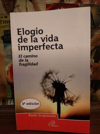 Libro Elogio de la vida imperfecta