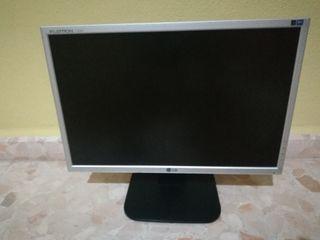 "monitor lg 19"" como nuevo"