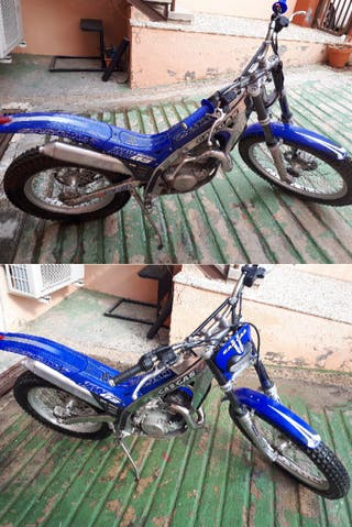 Motos Gas Gas txt Pro 2003 280cc