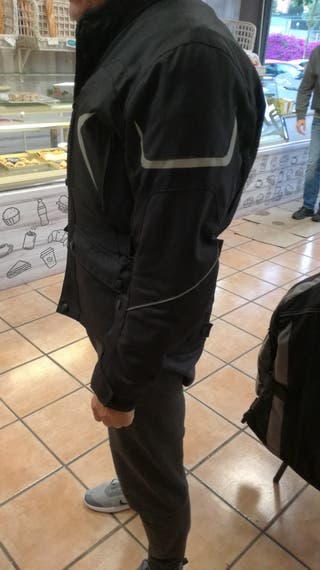 chaqueta moto chico cordura talla s