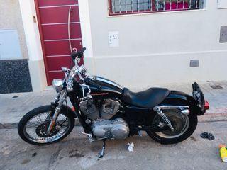 Harley Davidson sporter 883 XL Custom