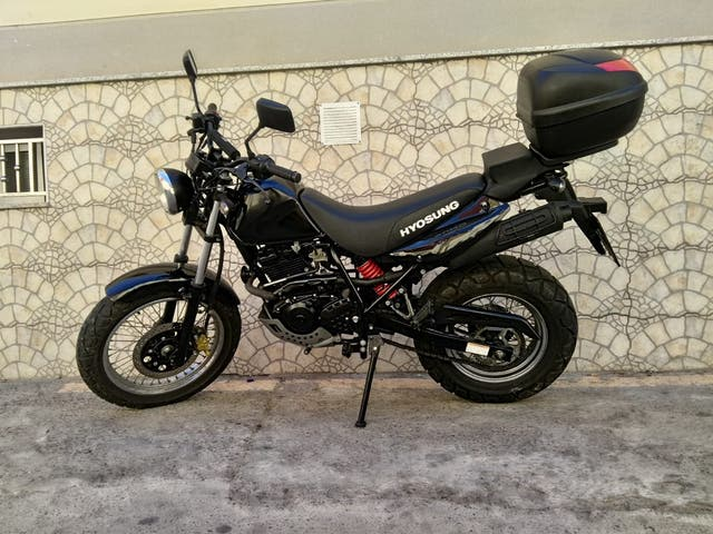 Moto hyosonG