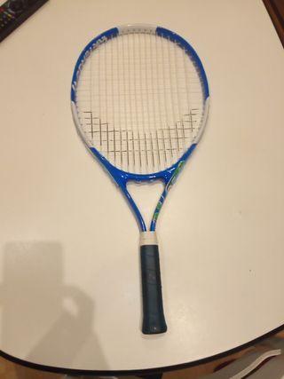 raqueta de tenis artengo