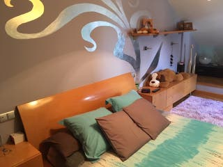 Dormitorio modular completo de Muebles Bolaño