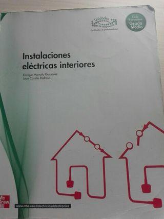 Libro de instalaciones eléctricas interiores