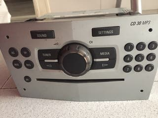 Sistema Radio CD Opel Corsa