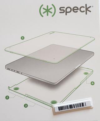 Carcasa Speck Macbook Pro Apple