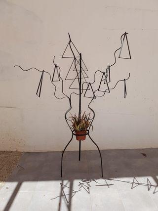 Escultura,Escaparate,Adornos,Macetero y Original