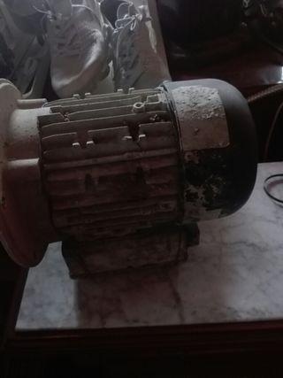 Motor de hormigonera