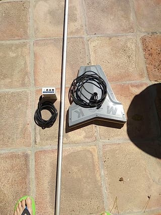 Antena TDT para caravana