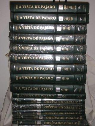 ESPAÑA A VISTA DE PÁJARO. LIBROS Y VIDEOS