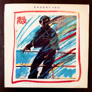 Steel Pulse - Caught You - Reggae LP