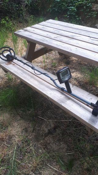 vendo detector de metales minelab x-terra 70