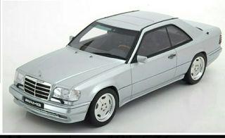 Mercedes E36 maqueta 1/18 nuevo