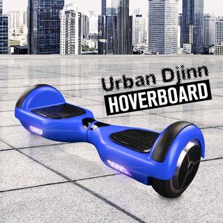 """Hoverboard patinete eléctrico 6,5"""" nuevo AZUL"""