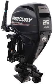 Motor Fueraborda Mercury Fourstroke 25 CV