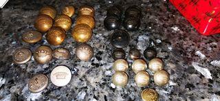 botones antiguos