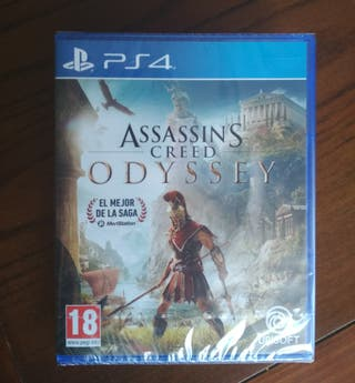 Assassin's Creed Odyssey - PRECINTADO