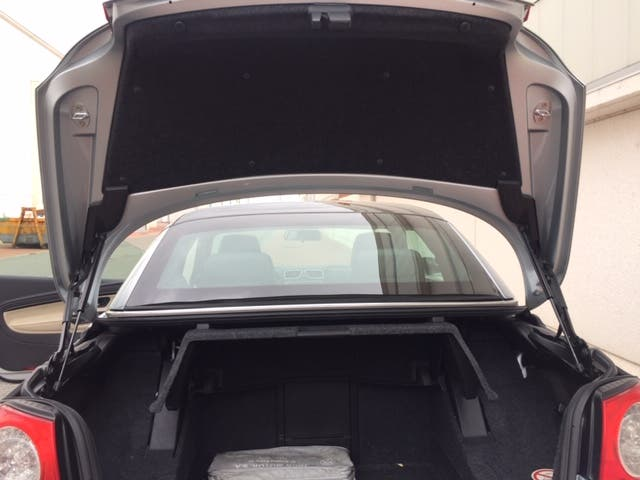 Volkswagen EOS 2.0 TDI.
