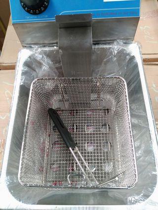 Freidora eléctrica de sobremesa 8 Litros