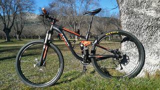 bicicleta trek fuel Ex6, 2014 aluminio