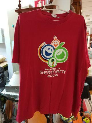 camiseta fifa World cup 2006 germany