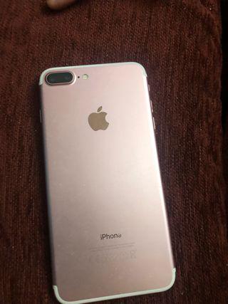 iPhone 7 plus 32GB rosa