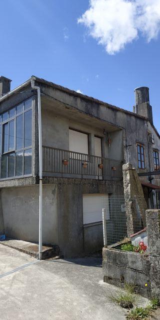 Casa de piedra en Soigrexa, Bastavales