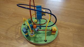 Juego juguete educativo bebe psicomotricidad