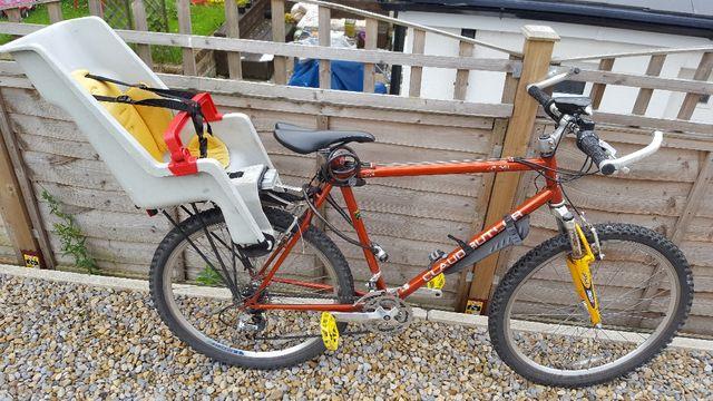 kid bike seat