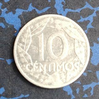 Moneda de España de 1959 - 10 Céntimos (039)