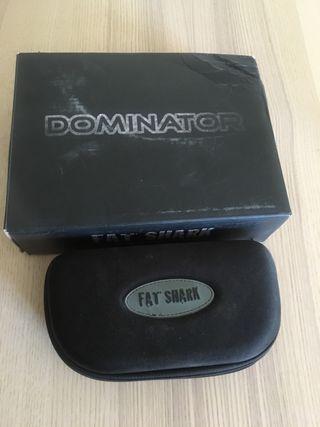 Gafas fpv fatshark dominators
